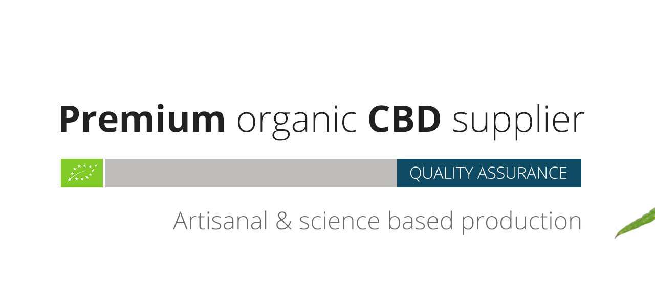 Premium organic SBD supplier
